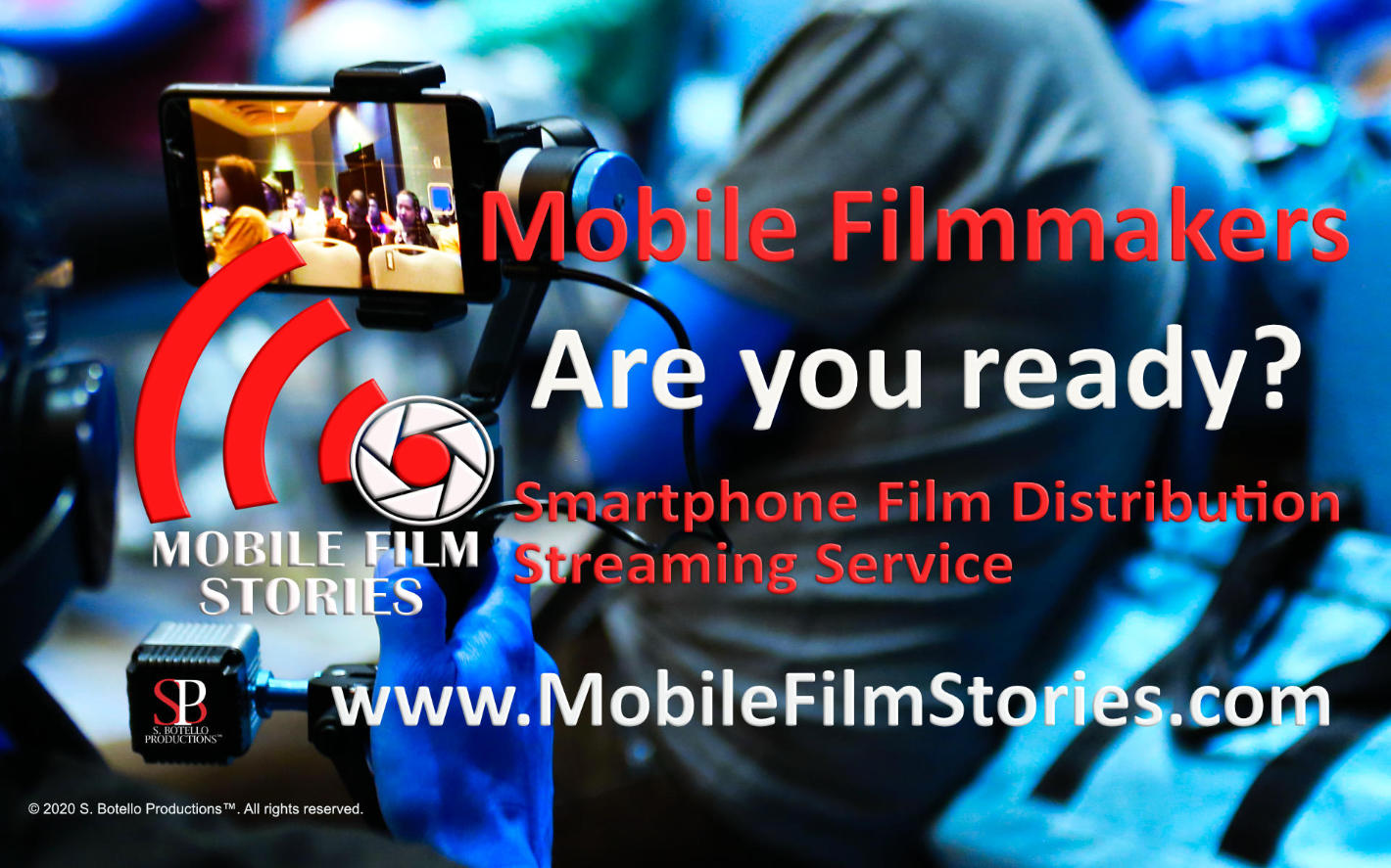Mobile Film Stories Launch Ad WEB 090120