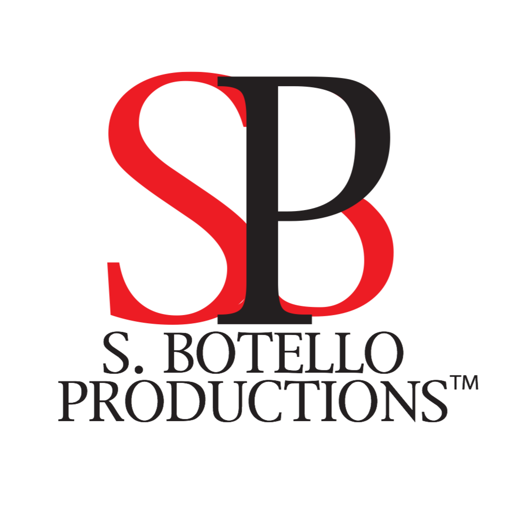 S. Botello Productions logo